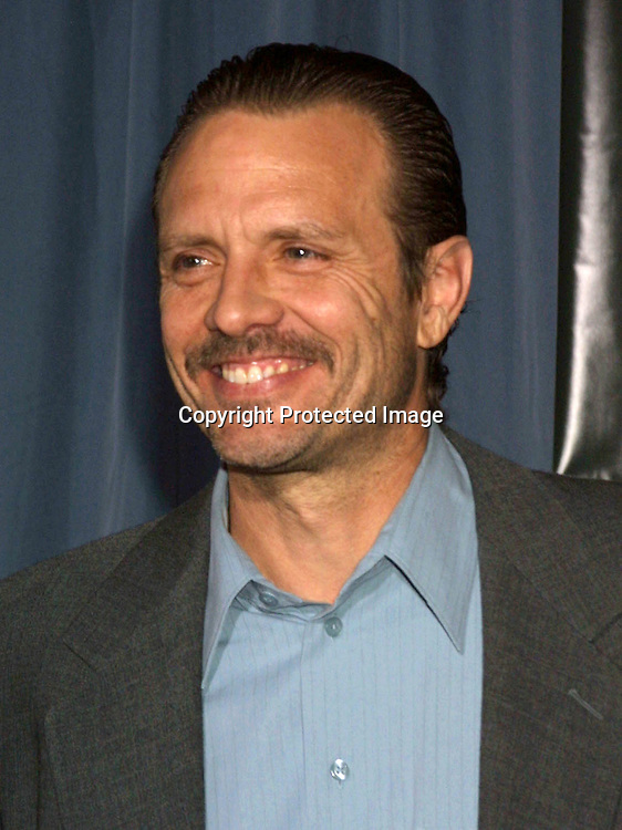 "©2003 KATHY HUTCHINS / HUTCHINS PHOTO.(818) 567-1980.""GHOSTS OF THE ABYSS"" PREMIERE.IMAX MOVIE IN 3-D.LOS ANGELES, CA.MARCH 31, 2003..MICHAEL BIEHN."