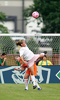 Elise Weber..Saint Louis Athletica defeated Sky Blue FC 1-0 at Anheuser-Busch Soccer Park, Fenton, Missouri.