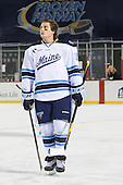 Theo Andersson (Maine - 11) - The University of Maine Black Bears defeated the University of New Hampshire Wildcats 5-4 in overtime on Saturday, January 7, 2012, at Fenway Park in Boston, Massachusetts.