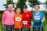 At the Rose of Tralee 10k in the Tralee Wetlands on Sunday were Ethel Meehan, Carmel Foran, Michelle O'Sullivan and Maria Moynihan