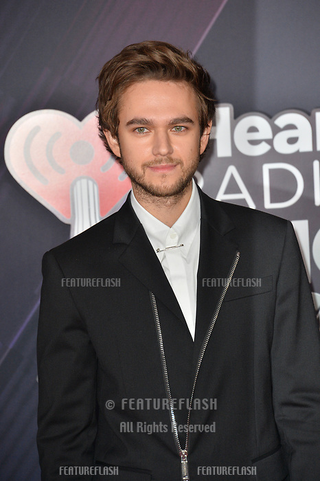 Zedd at the 2018 iHeartRadio Music Awards at The Forum, Los Angeles, USA 11 March 2018<br /> Picture: Paul Smith/Featureflash/SilverHub 0208 004 5359 sales@silverhubmedia.com