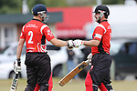 NELSON, NEW ZEALAND - NOVEMBER 24: Stoke / Nayland v Nelson College  on November 24 at Marsden Rec  2018 in Nelson, New Zealand. (Photo by: Evan Barnes Shuttersport Limited)