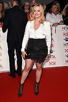 Alexandra Fletcher<br /> arriving for the National TV Awards 2020 at the O2 Arena, London.<br /> <br /> ©Ash Knotek  D3550 28/01/2020