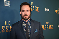 "SANTA MONICA - JANUARY 10: Mark-Paul Gosselaar attends the red carpet premiere party for FOX's ""The Passage"" at The Broad Stage on January 10, 2019, in Santa Monica, California. (Photo by Frank Micelotta/Fox/PictureGroup)"