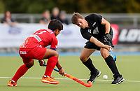 Marcus Child. International Hockey, Blacksticks Men v Japan, TET Multisport Centre, Stratford, New Zealand. Saturday 12 October 2019. Photo: Simon Watts/www.bwmedia.co.nz/HockeyNZ