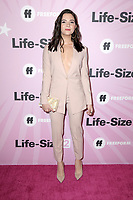 "LOS ANGELES - NOV 27:  Katie Stevens at the ""Life Size 2"" Premiere Screening at the Roosevelt Hotel on November 27, 2018 in Los Angeles, CA"