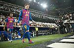 Fussball Copa del Rey 2011/12: Real Madrid - FC Barcelona