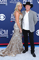 07 April 2019 - Las Vegas, NV - Tracy Lawrence. 54th Annual ACM Awards Arrivals at MGM Grand Garden Arena. Photo Credit: MJT/AdMedia<br /> CAP/ADM/MJT<br /> &copy; MJT/ADM/Capital Pictures