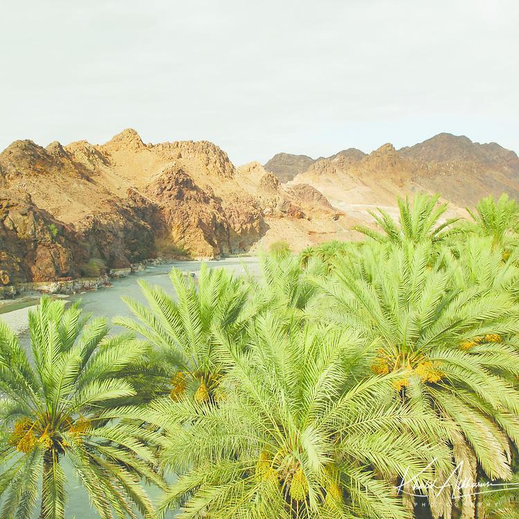 Wadi Fanja, Muscat governate