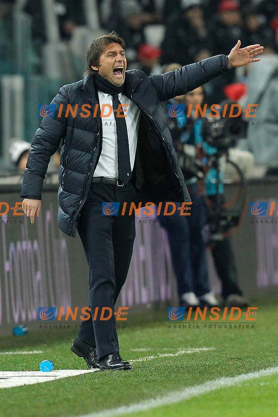 Antonio Conte Juventus - Torino 01-12-2013 Juventus Stadium - Football Calcio 2013/2014 Serie A  - Juventus - Udinese - Foto Marco Bertorello  / Insidefoto