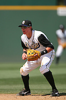 June 15 2007:  Ryan Mount of the Rancho Cucamonga Quakes during game against the Modesto Nuts at The Epicenter in Rancho Cucamonga,CA.  Photo by Larry Goren/Four Seam Images