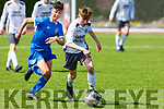 Action from Kerry v Limerick in the SSE Airtricity U15 League  on Saturday.