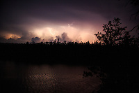 """Night Thunderstorm""<br />