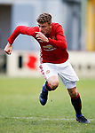 Harry Spratt of Manchester Utd during the U18 Premier League Merit Group A match at The J Davidson Stadium, Altrincham. Date 12th May 2017. Picture credit should read: Simon Bellis/Sportimage