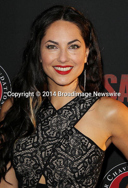 Pictured: Barbara Mori<br /> Mandatory Credit &copy; Frederick Taylor/Broadimage<br /> Premiere Of Pantelion Films And Participant Media's &quot;Cesar Chavez&quot; - Arrivals<br /> <br /> 3/20/14, Hollywood, California, United States of America<br /> <br /> Broadimage Newswire<br /> Los Angeles 1+  (310) 301-1027<br /> New York      1+  (646) 827-9134<br /> sales@broadimage.com<br /> http://www.broadimage.com