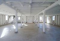 Red Barn Interior Annand / Rowlatt Farmstead Campbell Valley Park