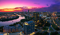 Austin Skyline Images, Photography Stock Photo Image Gallery