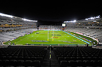 A general view of the stadium before the 2017 DHL Lions Series rugby union match between the Blues and British & Irish Lions at Eden Park in Auckland, New Zealand on Wednesday, 7 June 2017. Photo: Dave Lintott / lintottphoto.co.nz