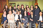 CZECH NEW YEAR: The ladies from the Czech Republic community living in Tralee celebrating the New Year at Ristorante Uno, Tralee on Friday..
