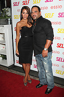 Melissa Gorga and Joe Gorga attends Self Magazine 'Rocks The Summer' at Kiss &amp; Fly in New York City. July 24, 2012 &copy; Diego Corredor/MediaPunch Inc. /NortePhoto.com<br />