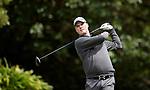 David Smail on the first day of play. Jennian Homes Charles Tour, Carrus Open, Tauranga Golf Club, Tauranga, New Zealand, Thursday 10 October 2019. Photo John Borren/www.bwmedia.co.nz