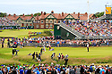 Ernie Els (RSA) in action on the 17th during the final round of the 141st Open Championship played at Royal Lytham & St Annes, Lytham St Annes, Lancashire, England. 19 - 22 July 2012 (Picture Credit / Phil Inglis)