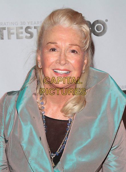 Diane Ladd.The 2012 Outfest Opening Night Gala of Vito held at Orpheum Theatre, os Angeles, California, USA..12th July 2012.headshot portrait blue jacket.CAP/ADM/ORC.©ORC/AdMedia/Capital Pictures.