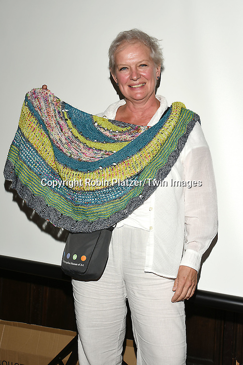 Contestants in the competion attend the Big Apple Knitters Guild 25th Annual Luncheon Gala on September 24, 2016 at Kellari Taverna in New York City, New York, USA. <br /> <br /> photo by Robin Platzer/Twin Images<br />  <br /> phone number 212-935-0770