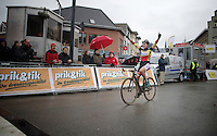 unbeatable this season: Sanne Cant (BEL/BKCP-Powerplus) wins yet again<br /> <br /> Druivencross Overijse 2014