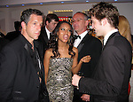 **EXCLUSIVE**.Kenneth Cole, Kerry Washington and Robert Pattinson..amfAR Cinema Against AIDS Post Party..Eden Rock Restaurant at Hotel Du Cap..2009 Cannes Film Festival..Cap D'Antibes, France..Thursday, May 21, 2009.Photo By Celebrityvibe.com.To license this image please call (212) 410 5354; or Email: celebrityvibe@gmail.com ; .website: www.celebrityvibe.com.