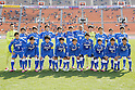 Japanese High-school Selection team group line-up, MARCH 3, 2012 - Football / Soccer : FUJI XEROX Super Cup 2012 Next Generation match between U-18 J.league Selection 3-0 High-school Selection at National Stadium, Tokyo, Japan. (Photo by Yusuke Nakanishi/AFLO SPORT) [1090]