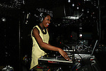"""DJ Kiss Spinnin at Wendy Williams celebrates the launch of her new book """"Ask Wendy"""" by HarperCollins and  her new Broadway role as Matron """"Mama"""" Morton in Chicago - Held at Pink Elephant, NY"""