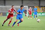 Hoffenheim 05.09.2008, Oberliga TSG 1899 Hoffenheim - VfR Mannheim, Hoffenheims U23 Dennis Ruiz-Maile<br /> <br /> Foto &copy; Rhein-Neckar-Picture *** Foto ist honorarpflichtig! *** Auf Anfrage in h&ouml;herer Qualit&auml;t/Aufl&ouml;sung. Belegexemplar erbeten.