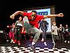 Step into Battle 2017, Stratford Circus Theatre Square