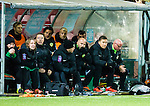S&ouml;dert&auml;lje 2015-10-05 Fotboll Superettan Syrianska FC - J&ouml;nk&ouml;pings S&ouml;dra :  <br /> J&ouml;nk&ouml;ping S&ouml;dras J&ouml;nk&ouml;ping huvudtr&auml;nare tr&auml;nare Jimmy Thelin ser nedst&auml;md ut med ledare p&aring; J&ouml;nk&ouml;ping S&ouml;dras avbytarb&auml;nk under slutet av matchen mellan Syrianska FC och J&ouml;nk&ouml;pings S&ouml;dra <br /> (Foto: Kenta J&ouml;nsson) Nyckelord:  Syrianska SFC S&ouml;dert&auml;lje Fotbollsarena J&ouml;nk&ouml;ping S&ouml;dra J-S&ouml;dra tr&auml;nare manager coach depp besviken besvikelse sorg ledsen deppig nedst&auml;md uppgiven sad disappointment disappointed dejected