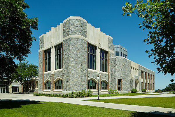 Music Building at Marist College, Poughkeepsie, NY