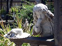 Arte nel cimitero di Cagliari