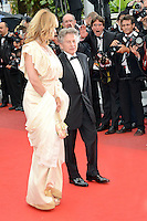 "Nastassja Kinski and Roman Polanski attending the ""vous n avez encore rien vu (You ain t seen nothin yet)"" Premiere during the 65th annual International Cannes Film Festival in Cannes, 21th May 2012...Credit: Timm/face to face /MediaPunch Inc. ***FOR USA ONLY***"