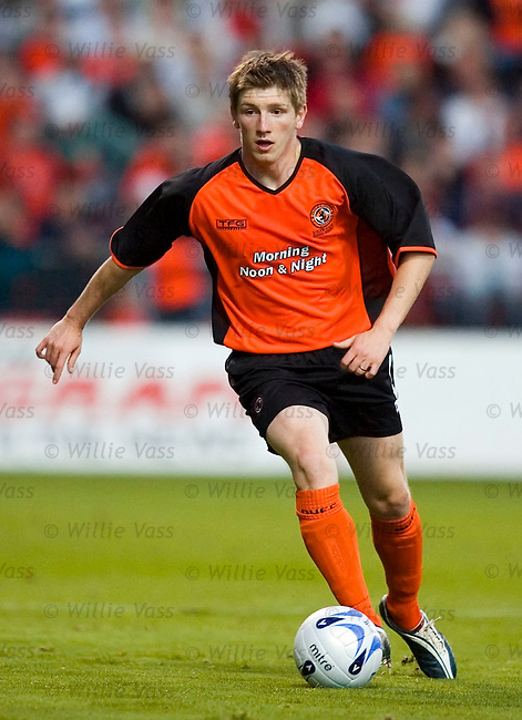 Mark Wilson, Dundee Utd.stock season 2005-2006.pic willie vass