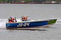 "JS-24 ""Bazinga"", JS-23    (Jersey Speed Skiff(s)"