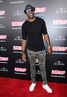 """31 July 2017 - Hollywood, California - Terrell Owen.  """"Kidnap"""" Los Angeles premiere held at Arclight Hollywood in Hollywood. Photo Credit: Birdie Thompson/AdMedia"""