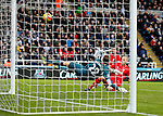 Martin Skrtel of Liverpool diverts the ball past his own keeper for the first goal - English Premier League - Newcastle Utd vs Liverpool - St James' Park - Newcastle - England - 6th of December 2015 - Picture Jamie Tyerman/Sportimage