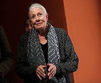 Vanessa Redgrave<br /> Roma 02/11/2017.  Auditorium parco della Musica. Festa del Cinema di Roma 2017.<br /> Rome November 2nd 2017. Rome Film Fest 2017<br /> Foto Samantha Zucchi Insidefoto