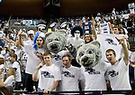 March 1, 2012: Nevada Wolf Pack fans during the game against the New Mexico State Aggies played at Lawlor Events Center on Thursday night in Reno, Nevada.