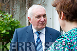 Bertie Ahern and Máire Logue Women at the Women in Media event, in Ballybunion on Sunday last.