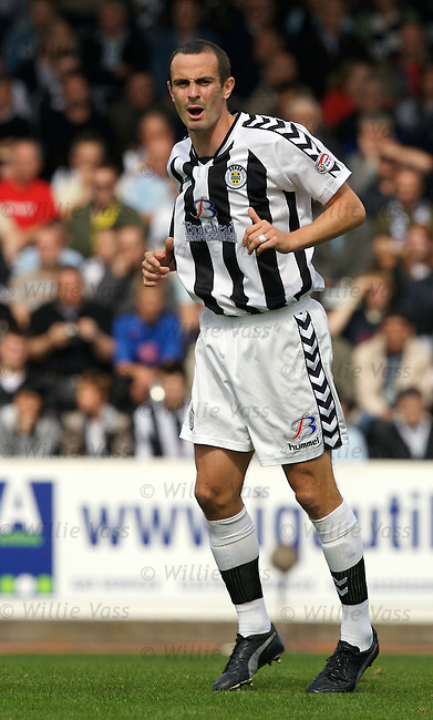 John Potter, St Mirren