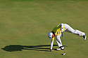 SOUTHPORT, ENGLAND - JULY 26:  Kohki Idoki of Japan in action during the second round of The Senior Open Championship played at Royal Birkdale Golf Club on July 26, 2013 in Southport, United Kingdom.  (Photo by Phil Inglis/Getty Images)