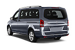 Car pictures of rear three quarter view of 2018 Mercedes Benz Metris Passenger-Van 5 Door Passenger Van Angular Rear