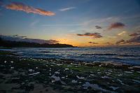 Oahu sunrises, sunsets & scenery