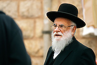 Throughout Jerusalem visitors will notice Orthodox Jewish men wearing long black coats, black hats, and long beards. All Orthodox men wear a kippah on their head, and Haredi (ultra-Orthodox) men wear hats, whose different styles and shapes reveal their particular sect of Judaism.